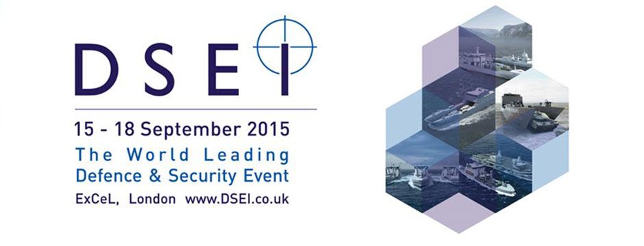 DSEI 2015 logo