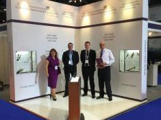 SMI at the DSEI exhibition stand