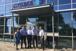 SMI team and Gisma connectors team