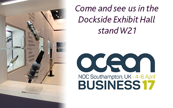 SMI at the Ocean Business expo 2017