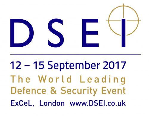 DSEI 2017 logo
