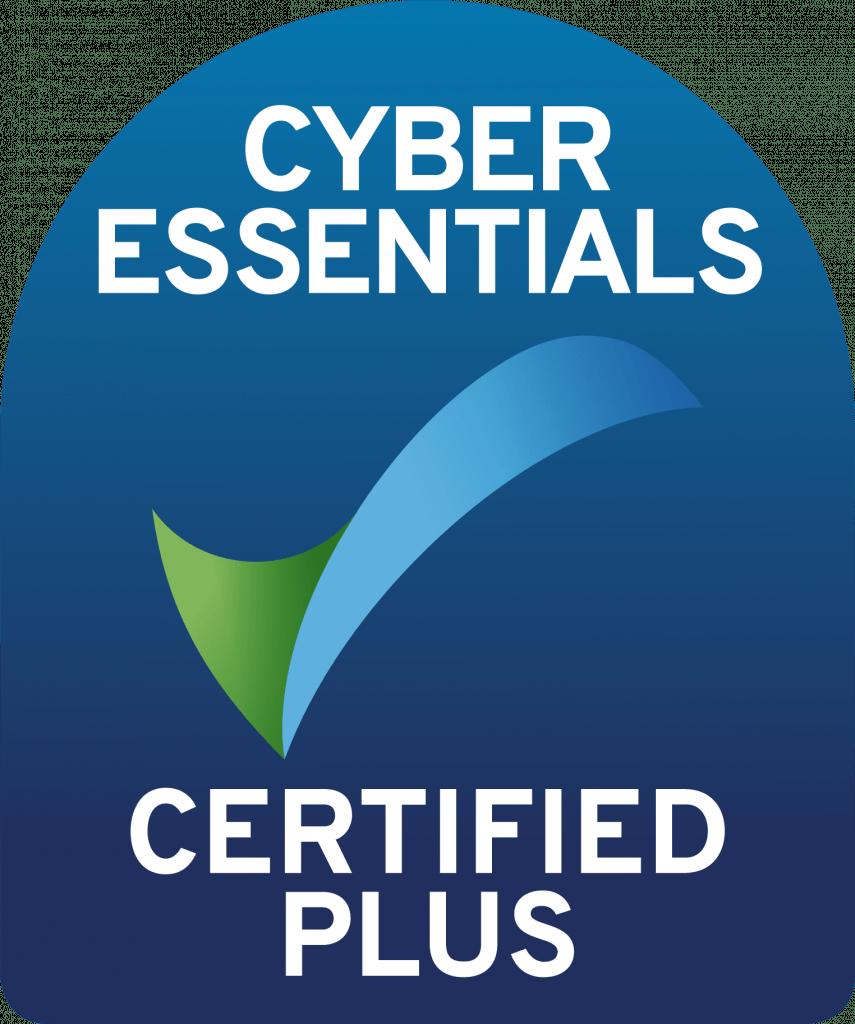 Cyber Essentials Plus badge 2021