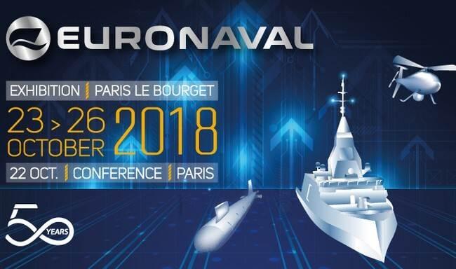 Euronaval event logo