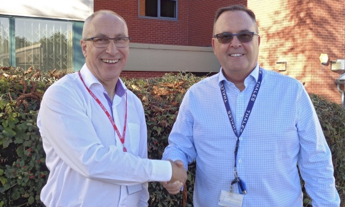 SMI announce collaboration agreement with Thales