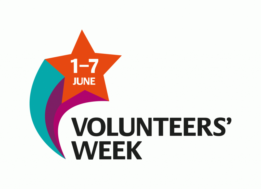 Volunteers' Week 1st-7th June at SMI