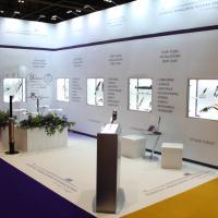 SMI exhibition stand