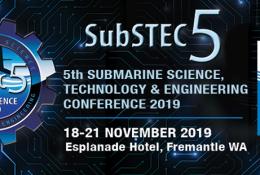 SubSTEC5 event banner 2019