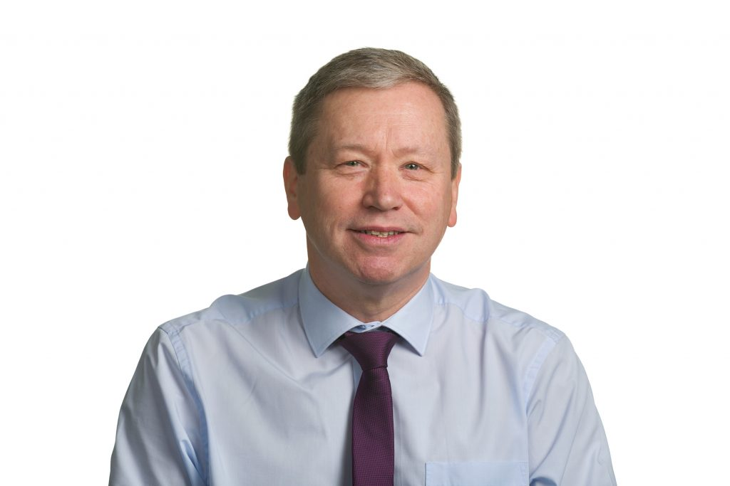 Andrew Hackett - Head of Compliance at SMI