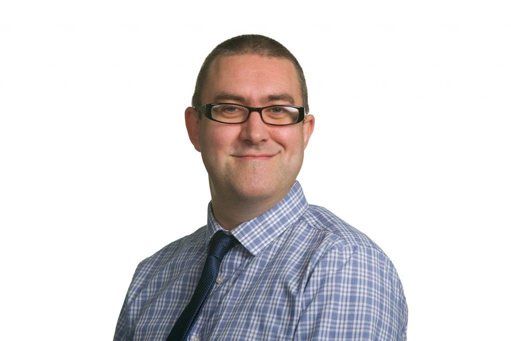 Glen Richardson - Head of Engineering, R&T at SMI
