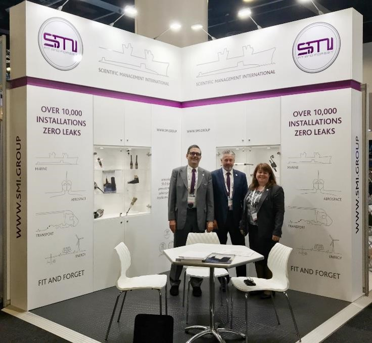 SMI team at the Pacific Event 2019