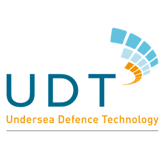 Undersea Defence Technology event logo