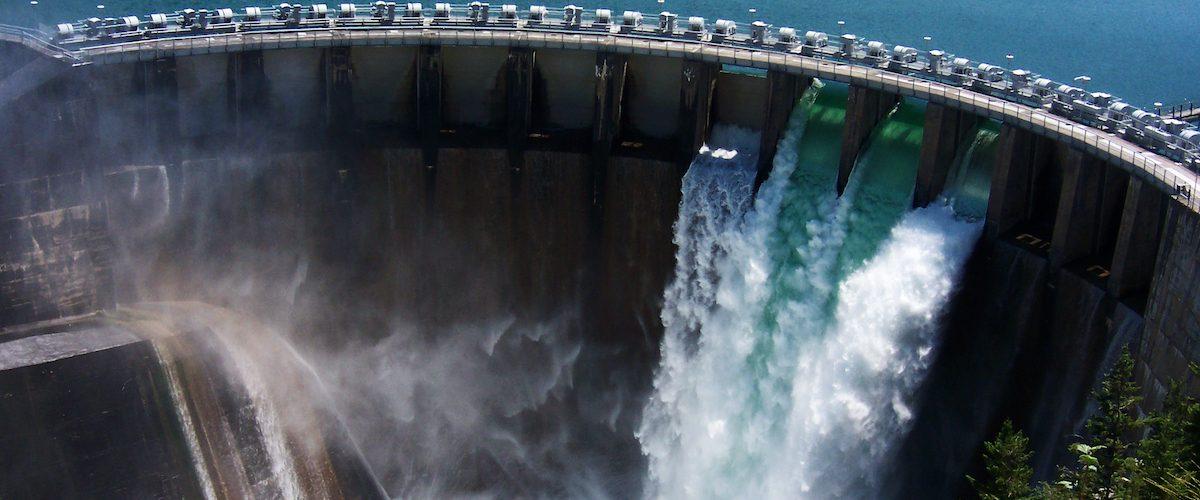 Hydro & Solar Dam