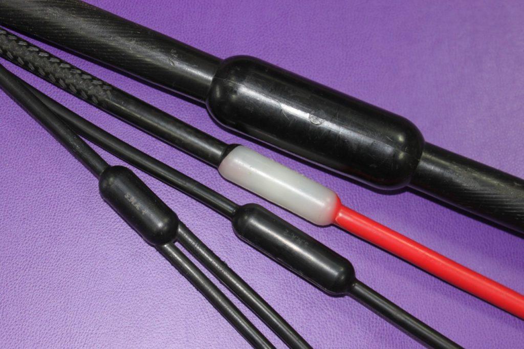 Cable splice bundle