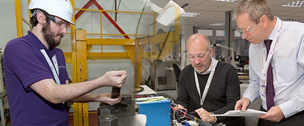 Employees working at SMI