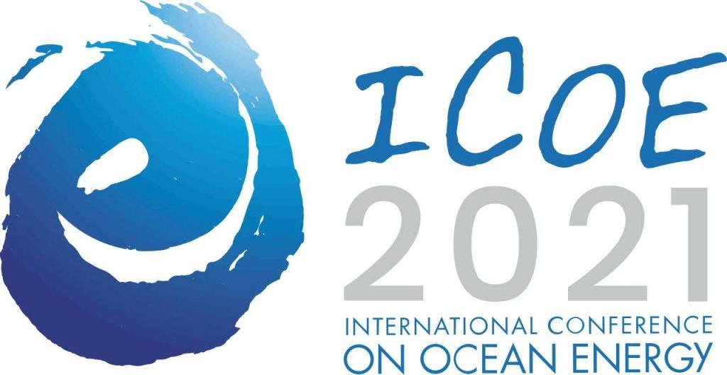 International Conference on Ocean Energy event logo 2021