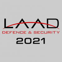 LAAD Defence & Security 2021 event logo