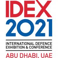 IDEX Event logo 2021, Abu Dhabi