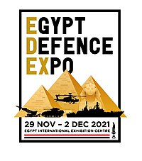 Egypt Defence Expo 2021 logo