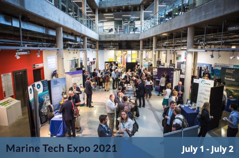 Marine Tech Expo 2021 - Plymouth, United Kingdom