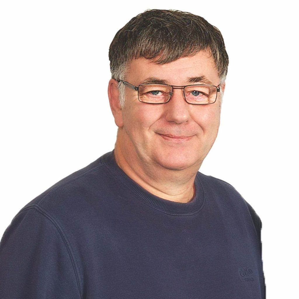 Robin Hughes from SMI