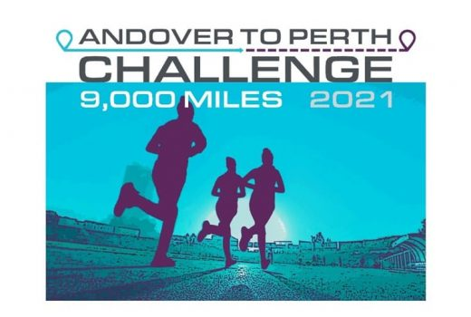 SMI Andover to Perth Charity Challenge 2021