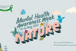 Mental Health Awareness Week 2021 - Nature