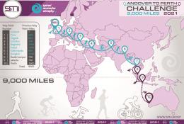 SMI Andover to Perth, Bankok Map