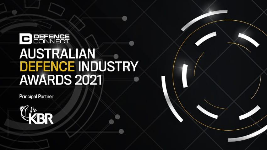 Australian Defence Industry Awards 2021 logo