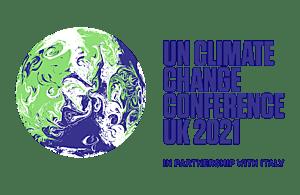COP26, Glasgow event logo