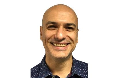 SMI's head of supply chain - Daniele Garramone